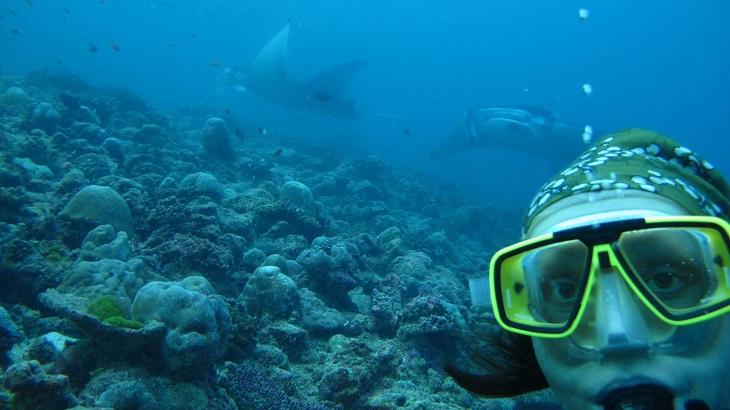 Maledivy – velké divy