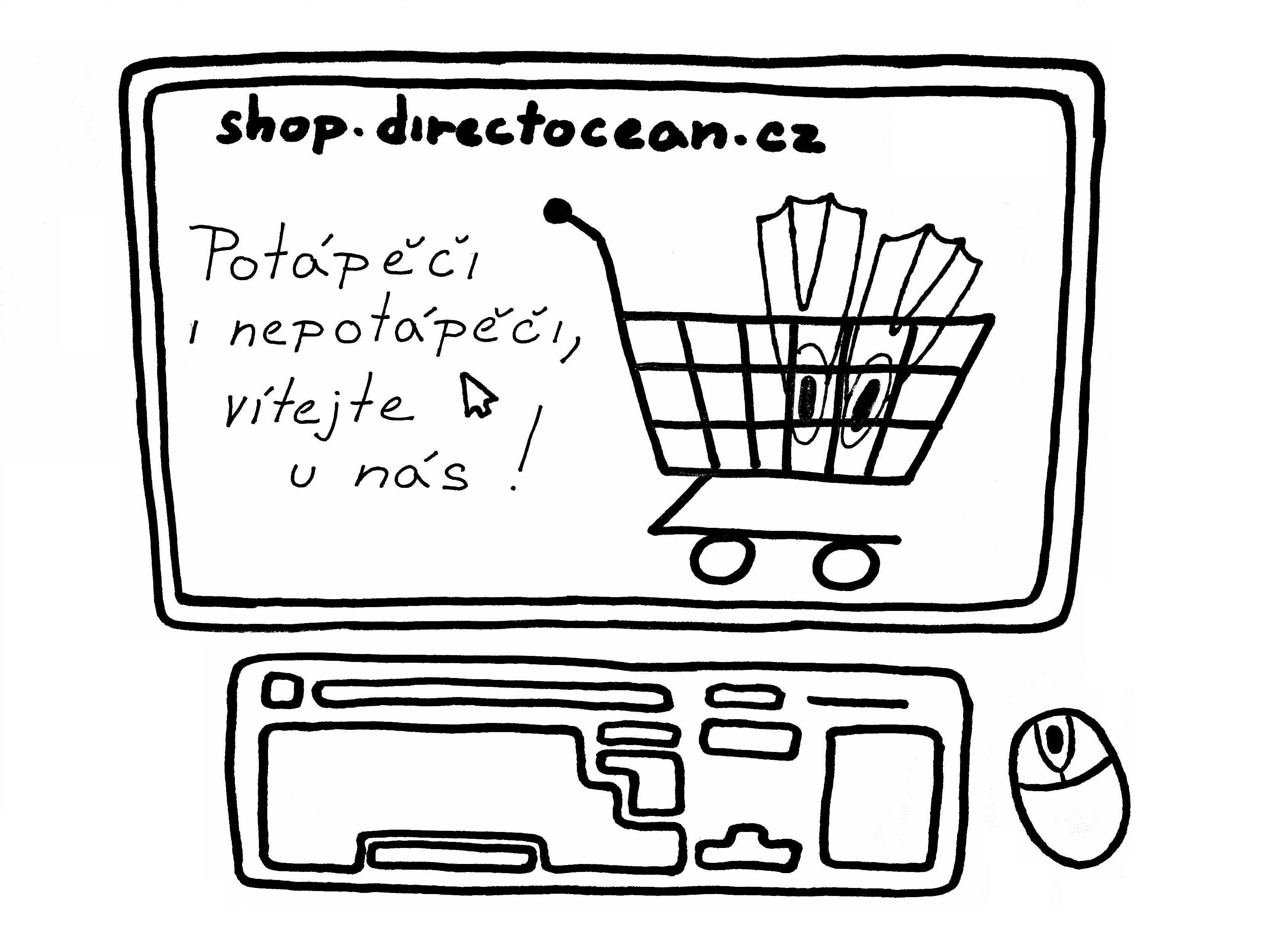 E-shop Direct Ocean :)
