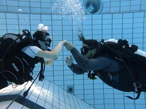 Potápění pro začátečníky